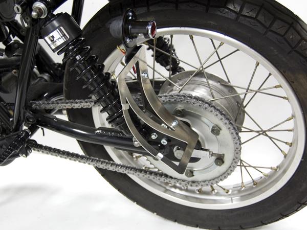 【Motor Rock】Lucas style 尾燈支架 (側面牌照套件用) - 「Webike-摩托百貨」