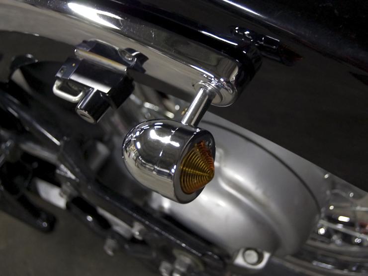 【Motor Rock】Barrett 方向燈套件 DS4用 - 「Webike-摩托百貨」