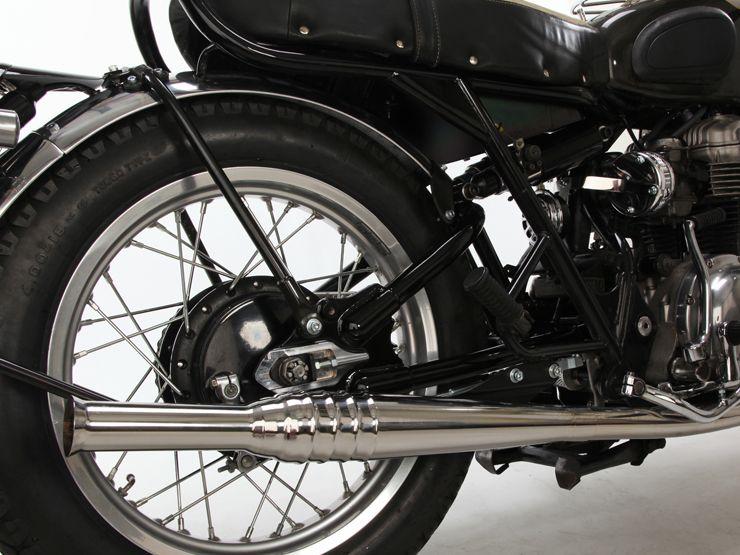 【Motor Rock】69 Trumpet  排氣管尾段 - 「Webike-摩托百貨」