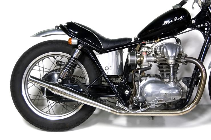 【Motor Rock】69 Trumpet 全段排氣管/MID - 「Webike-摩托百貨」