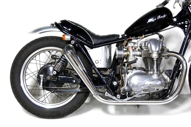 【Motor Rock】Megaphone  全段排氣管/HIGH - 「Webike-摩托百貨」