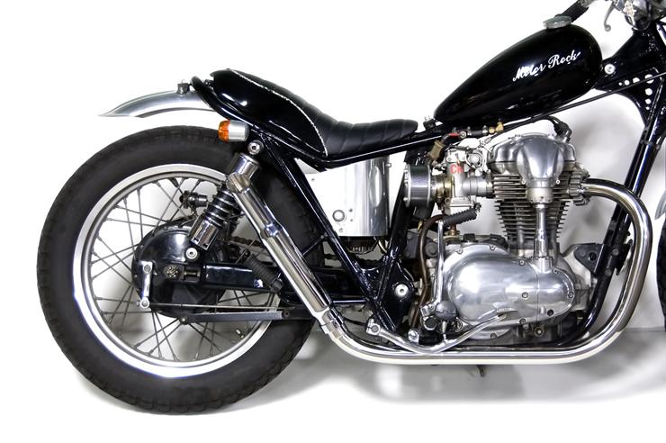 【Motor Rock】Slash Cut  全段排氣管/HIGH - 「Webike-摩托百貨」