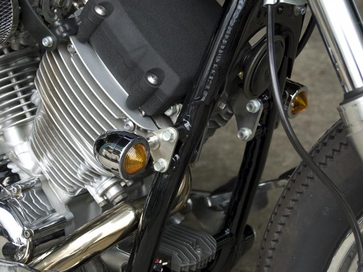 【Motor Rock】前方向燈支架 (DS4/DSC4用) - 「Webike-摩托百貨」