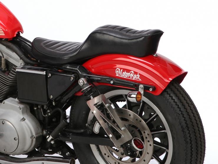 【Motor Rock】後方向燈支架 - 「Webike-摩托百貨」