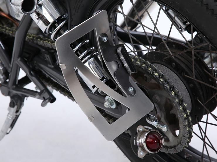 【Motor Rock】LED 牌照燈 - 「Webike-摩托百貨」