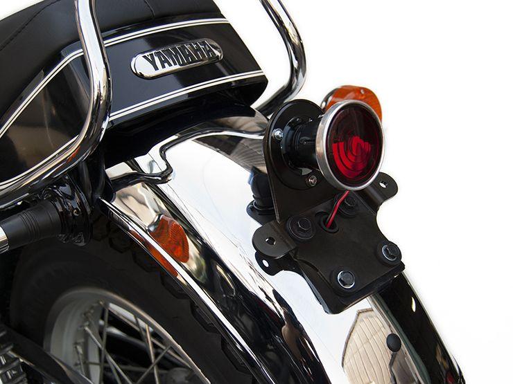 【Motor Rock】Lucas style 尾燈支架 - 「Webike-摩托百貨」
