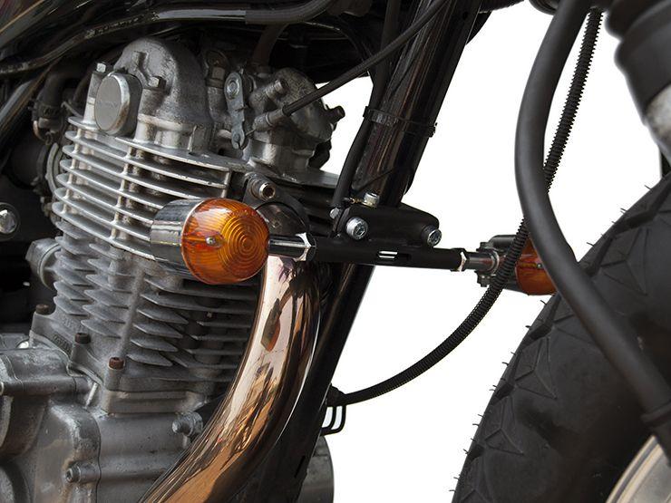 【Motor Rock】方向燈支架 (車架安裝型) - 「Webike-摩托百貨」