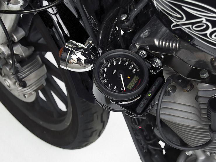 【Motor Rock】Sportster用 儀錶固定座 - 「Webike-摩托百貨」