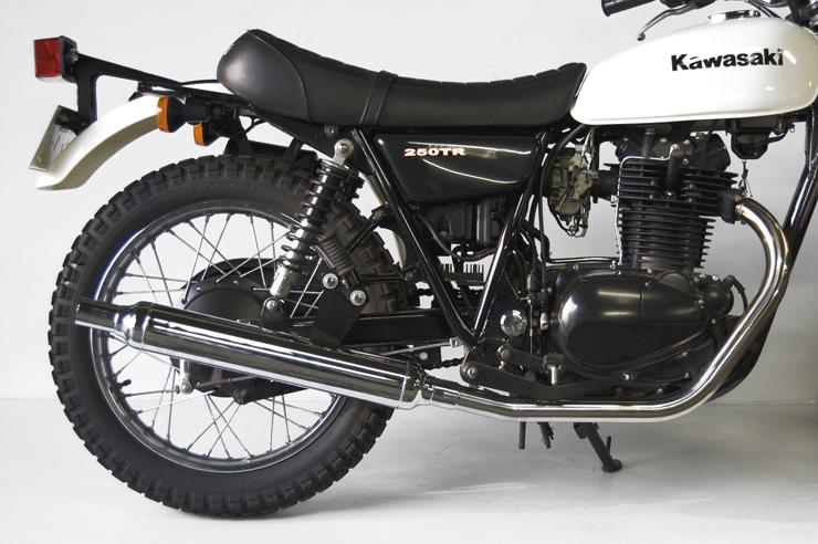 【Motor Rock】復古型  全段排氣管/Down - 「Webike-摩托百貨」