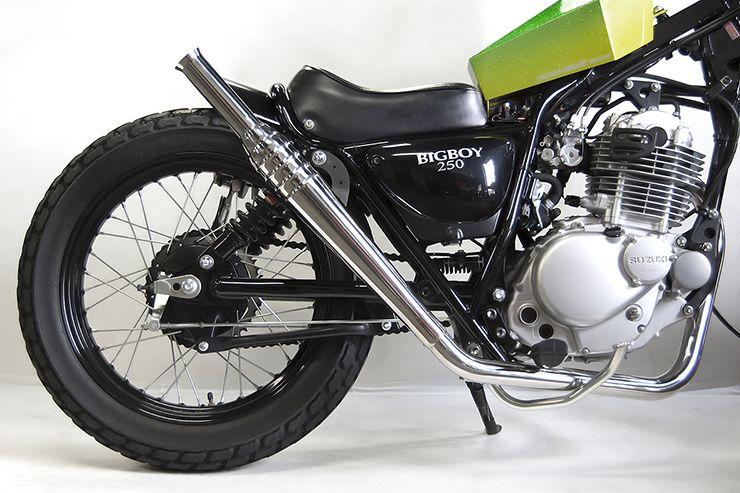【Motor Rock】69 Trumpet Up 全段排氣管 - 「Webike-摩托百貨」