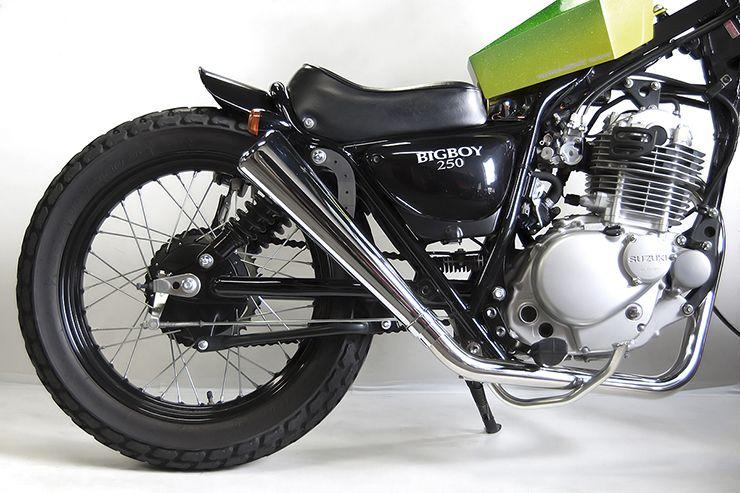【Motor Rock】Oval Up 全段排氣管 - 「Webike-摩托百貨」