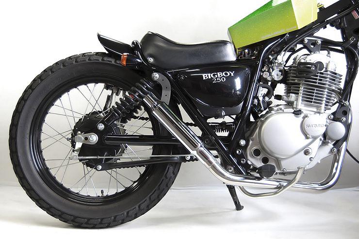 【Motor Rock】Shorty Up 全段排氣管 - 「Webike-摩托百貨」