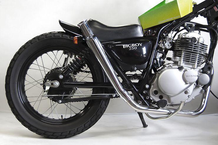 【Motor Rock】Trumpet Exhaust Up 全段排氣管 - 「Webike-摩托百貨」