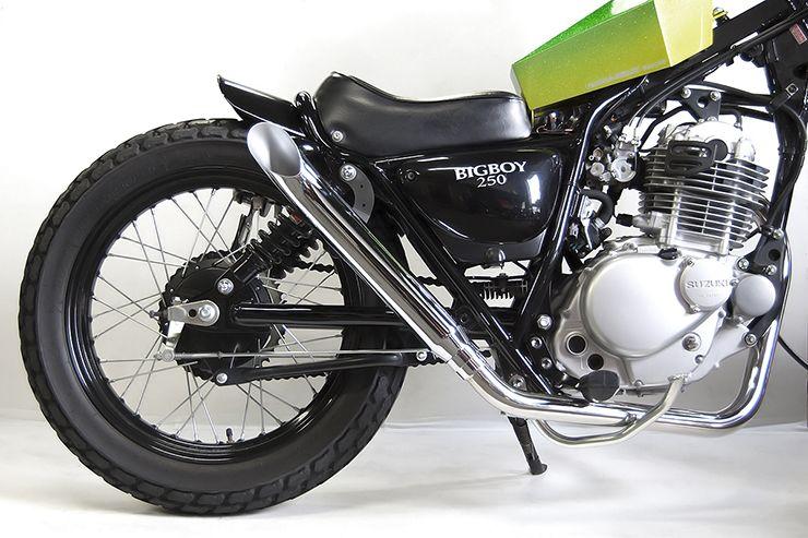 【Motor Rock】Turnout Up 全段排氣管 - 「Webike-摩托百貨」