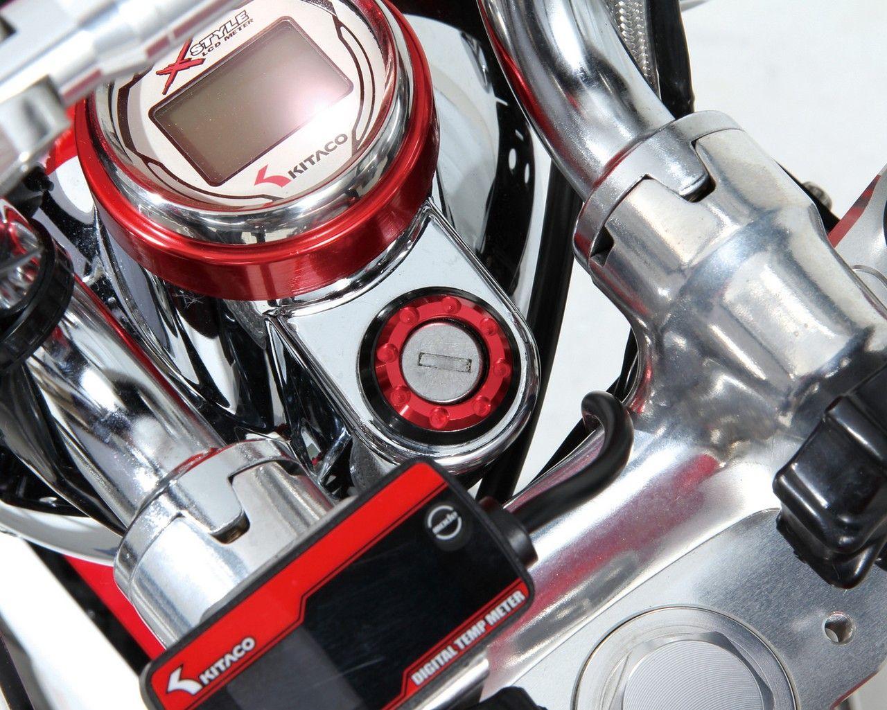 【KITACO】鋁合金鑰匙孔外圈飾蓋 - 「Webike-摩托百貨」