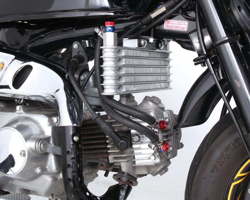 【KITACO】新型超級機油冷卻器套件 - 「Webike-摩托百貨」