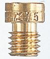 【KITACO】主油嘴 #172(Keihin化油器・圓型・大) - 「Webike-摩托百貨」