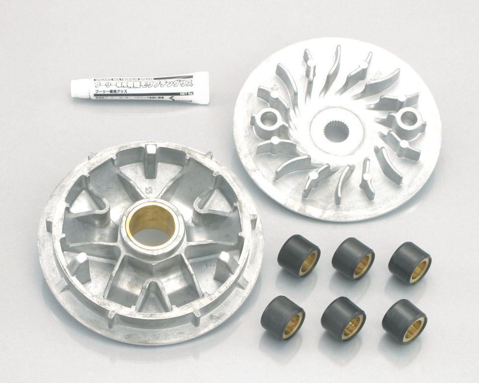 【KITACO】Power drive TypeX 高速普立盤套件 - 「Webike-摩托百貨」