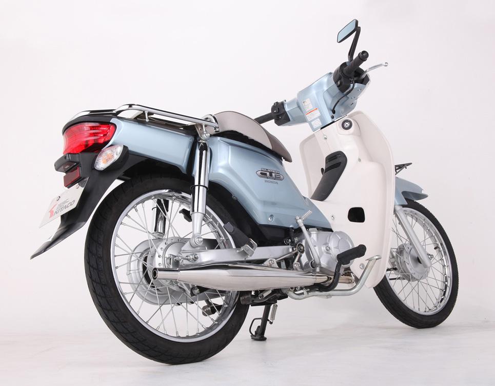 【KITACO】Classic Down 鈦合金全段排氣管 - 「Webike-摩托百貨」