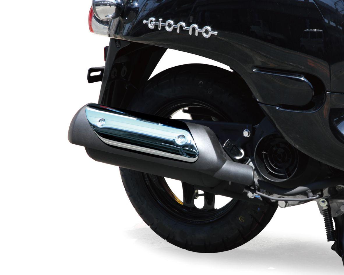 【KITACO】排氣管裝飾蓋 - 「Webike-摩托百貨」