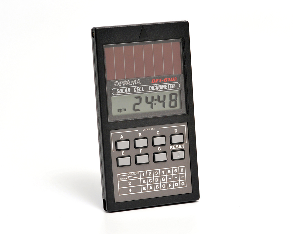 【KITACO】OPPAMA DET-610R 轉速錶 - 「Webike-摩托百貨」