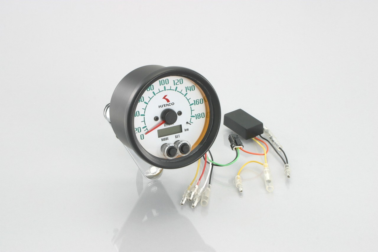 【KITACO】80φ速度錶 - 「Webike-摩托百貨」
