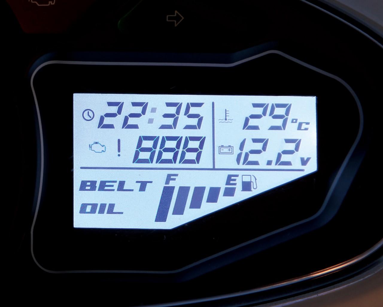 【KITACO】數位儀錶組 - 「Webike-摩托百貨」