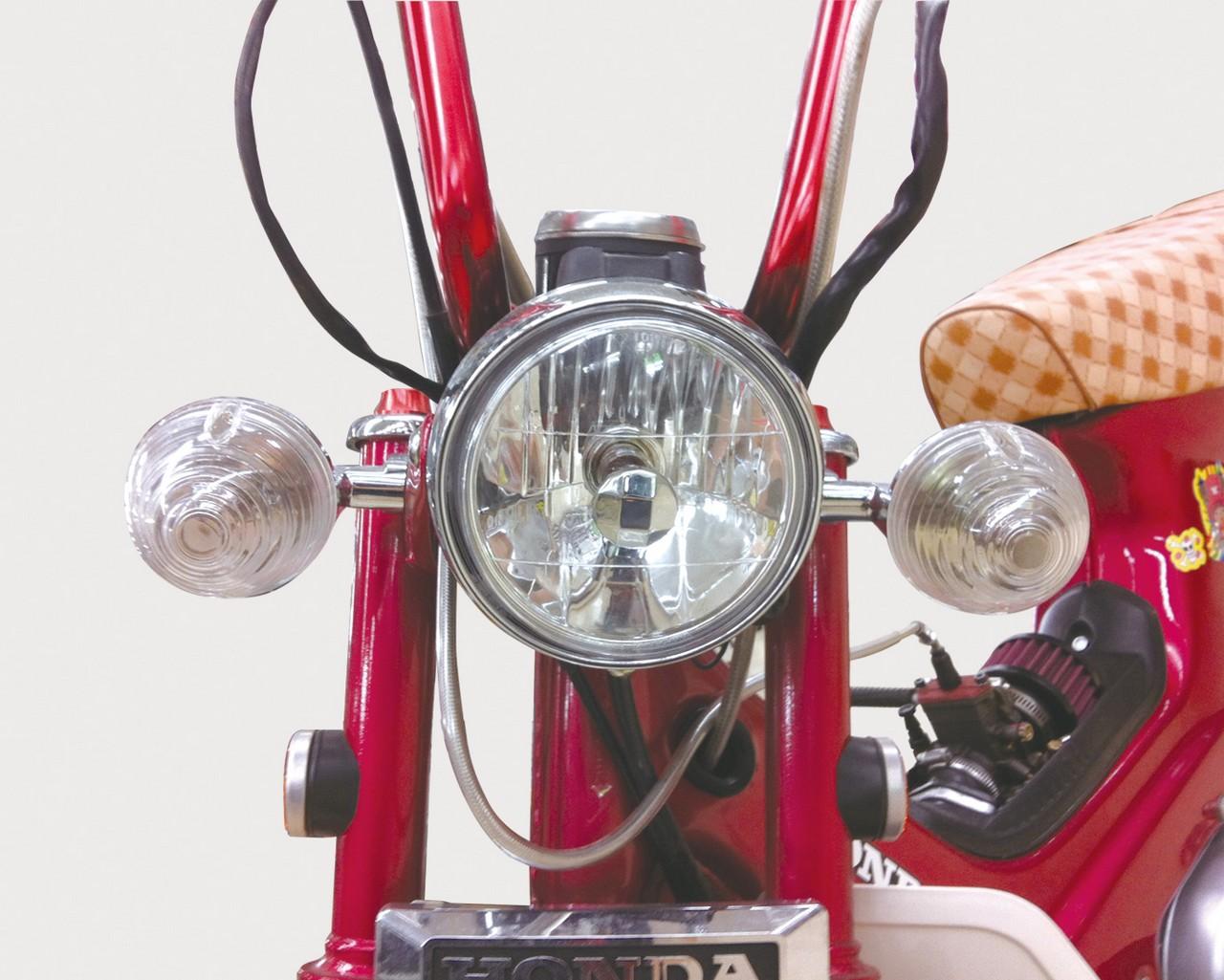 【KITACO】透明方向燈殼組 - 「Webike-摩托百貨」