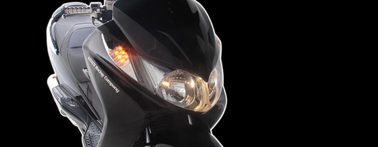 【KITACO】LED方向燈套件(前) - 「Webike-摩托百貨」