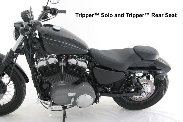 【MUSTANG】Tripper乘客座墊 - 「Webike-摩托百貨」