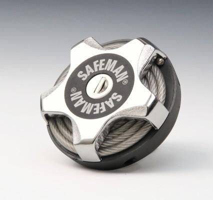 SAFEMAN Retractable Wire Lock