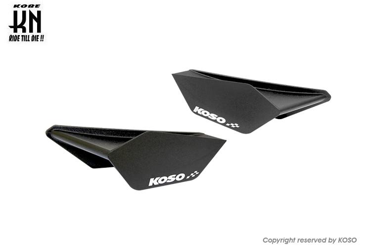 GP Style Aero Dynamic Wing Kit
