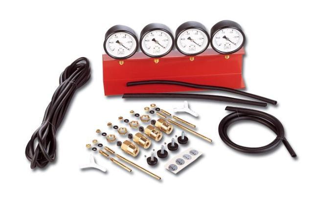 Carburettor Synchronizer for 6 Cylinders Engine
