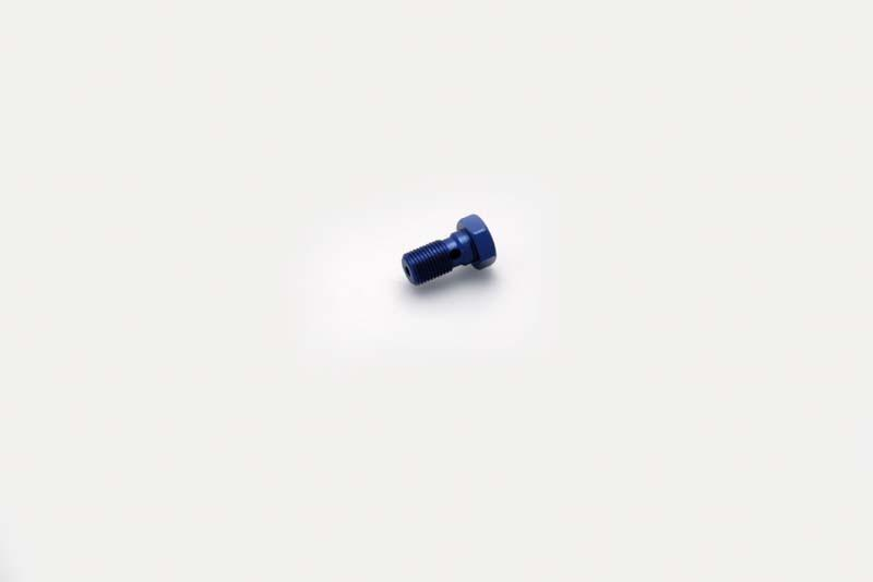 【SPEEDBRAKES】VIS 簡易型藍色油管螺絲/ M10X1.00 - 「Webike-摩托百貨」