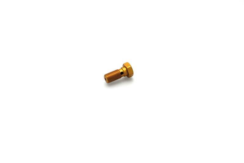 【SPEEDBRAKES】VIS 簡易型橘色油管螺絲/ M10X1.25 - 「Webike-摩托百貨」