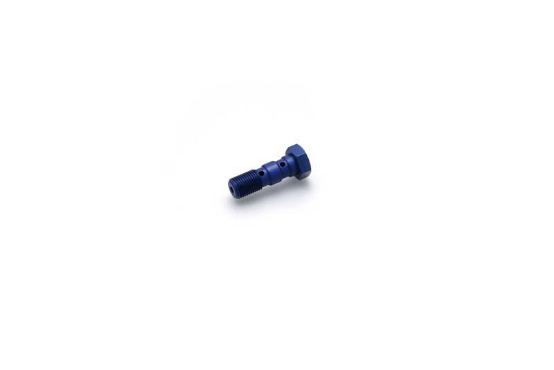 【SPEEDBRAKES】VIS 雙油管接頭螺絲/ 藍色 M10X1.00 - 「Webike-摩托百貨」