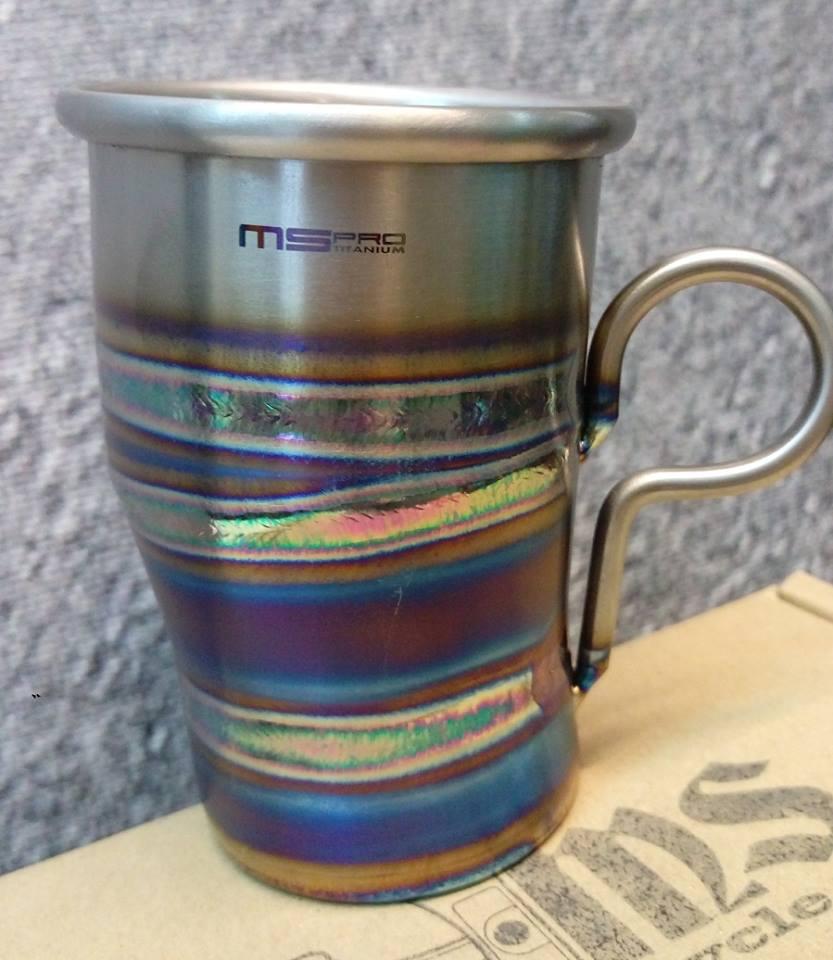 Titanium Drink Cup