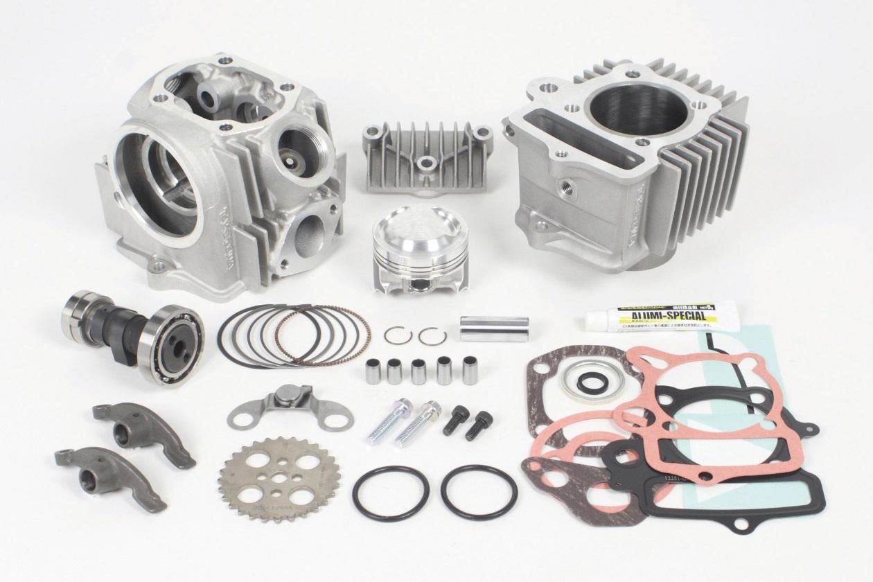 【SP武川】17R-Stage+D 加大缸徑套件88cc (H汽缸) - 「Webike-摩托百貨」