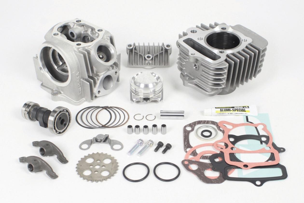 【SP武川】17R-Stage+D 加大缸徑套件88cc (V汽缸) - 「Webike-摩托百貨」