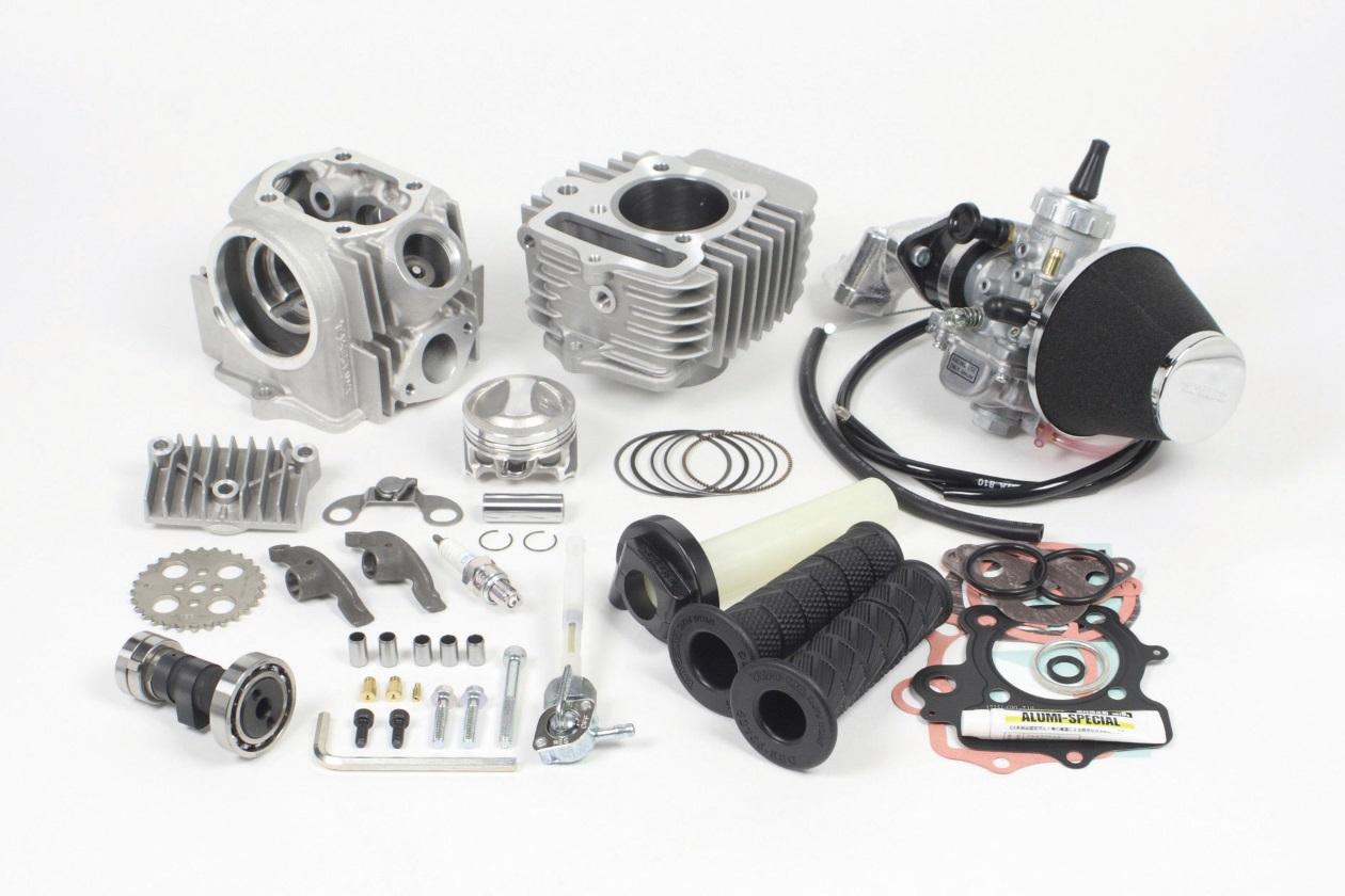 【SP武川】17R-Stage+D引擎組合套件88cc (V汽缸/M26) - 「Webike-摩托百貨」