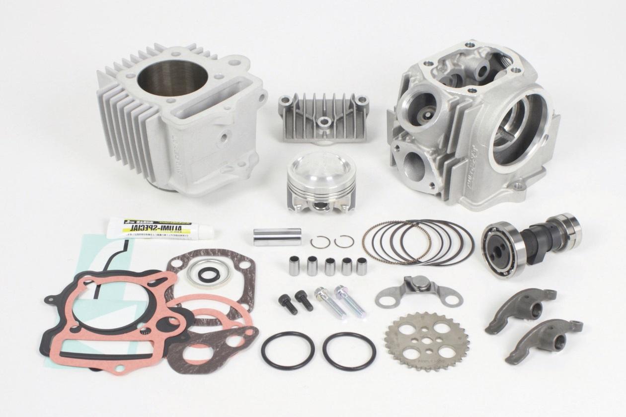 【SP武川】17R-Stage+D 加大缸徑套件113cc (HA汽缸) - 「Webike-摩托百貨」