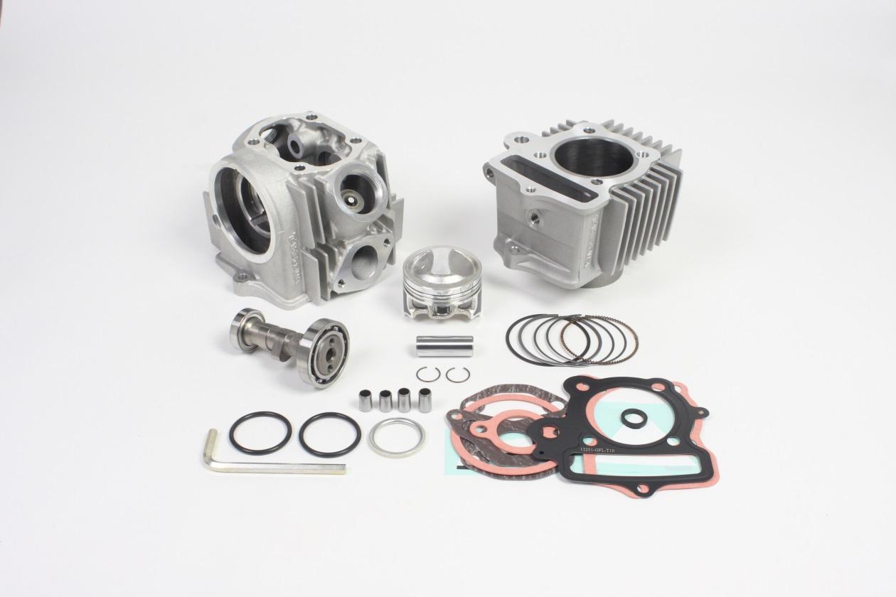 【SP武川】17R Stage E 加大缸徑套件88cc (H汽缸) - 「Webike-摩托百貨」