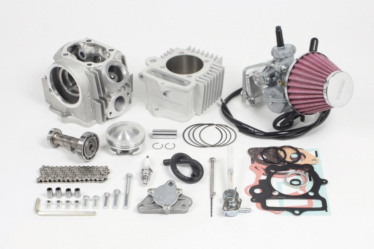 【SP武川】17R Stage E 引擎組合套件106cc (SCUT汽缸) - 「Webike-摩托百貨」