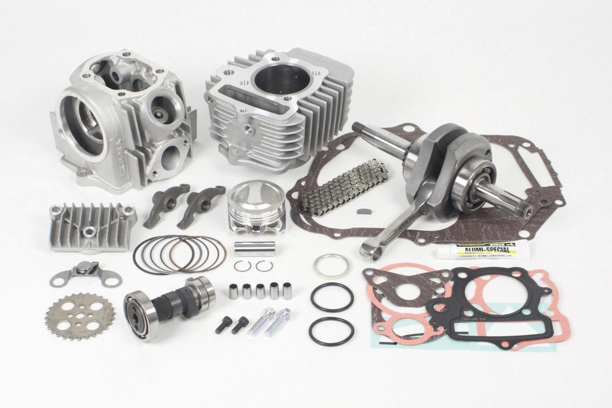 【SP武川】17R-Stage+D 加大缸徑及行程引擎套件 106cc (V汽缸/2B) - 「Webike-摩托百貨」