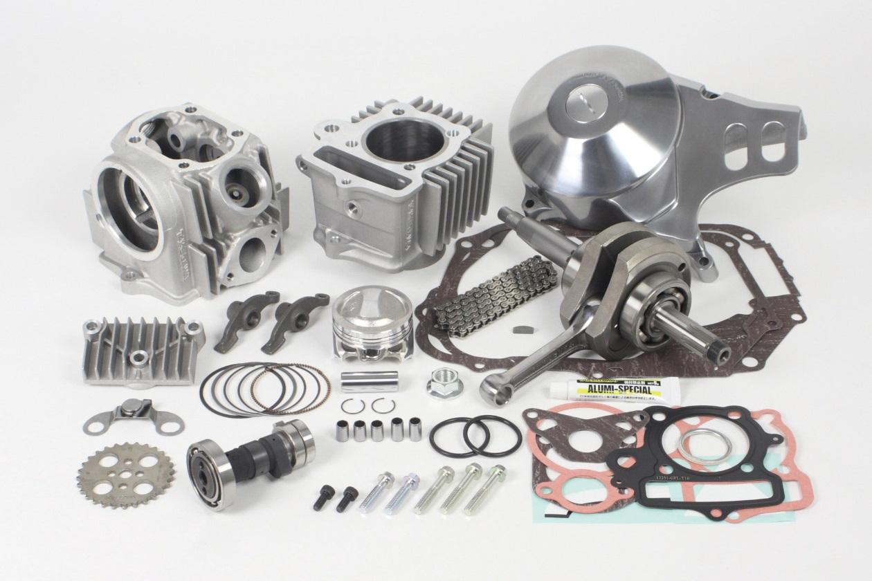 【SP武川】17R-Stage+D 加大缸徑及行程引擎套件 106cc (H汽缸/3B) - 「Webike-摩托百貨」