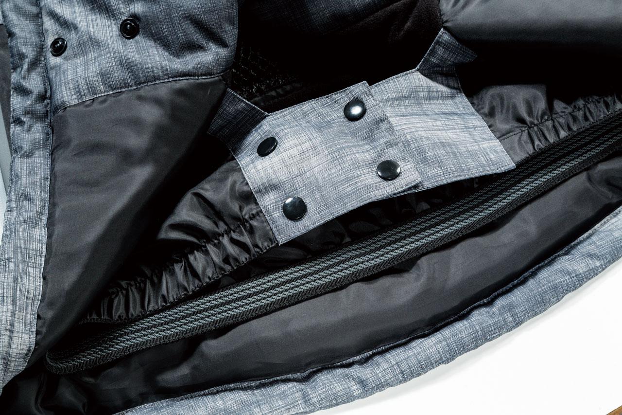 【HONDA RIDING GEAR】防護冬季連帽外套 - 「Webike-摩托百貨」