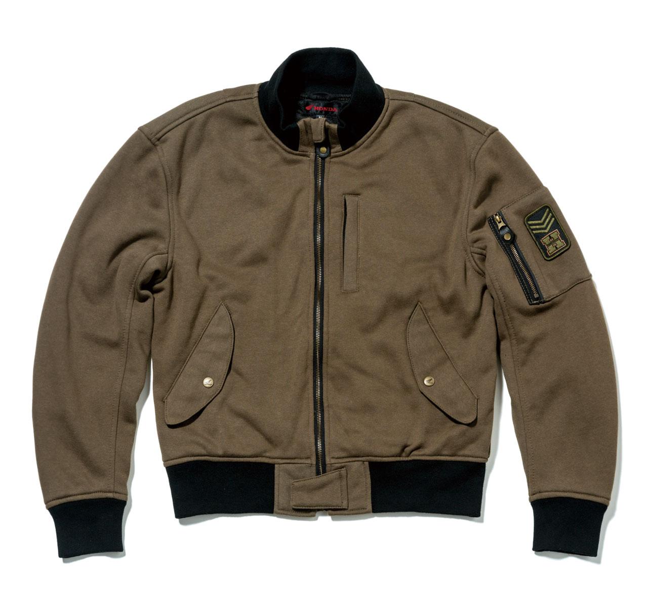 【HONDA RIDING GEAR】MA-1型防風布勞森外套 - 「Webike-摩托百貨」