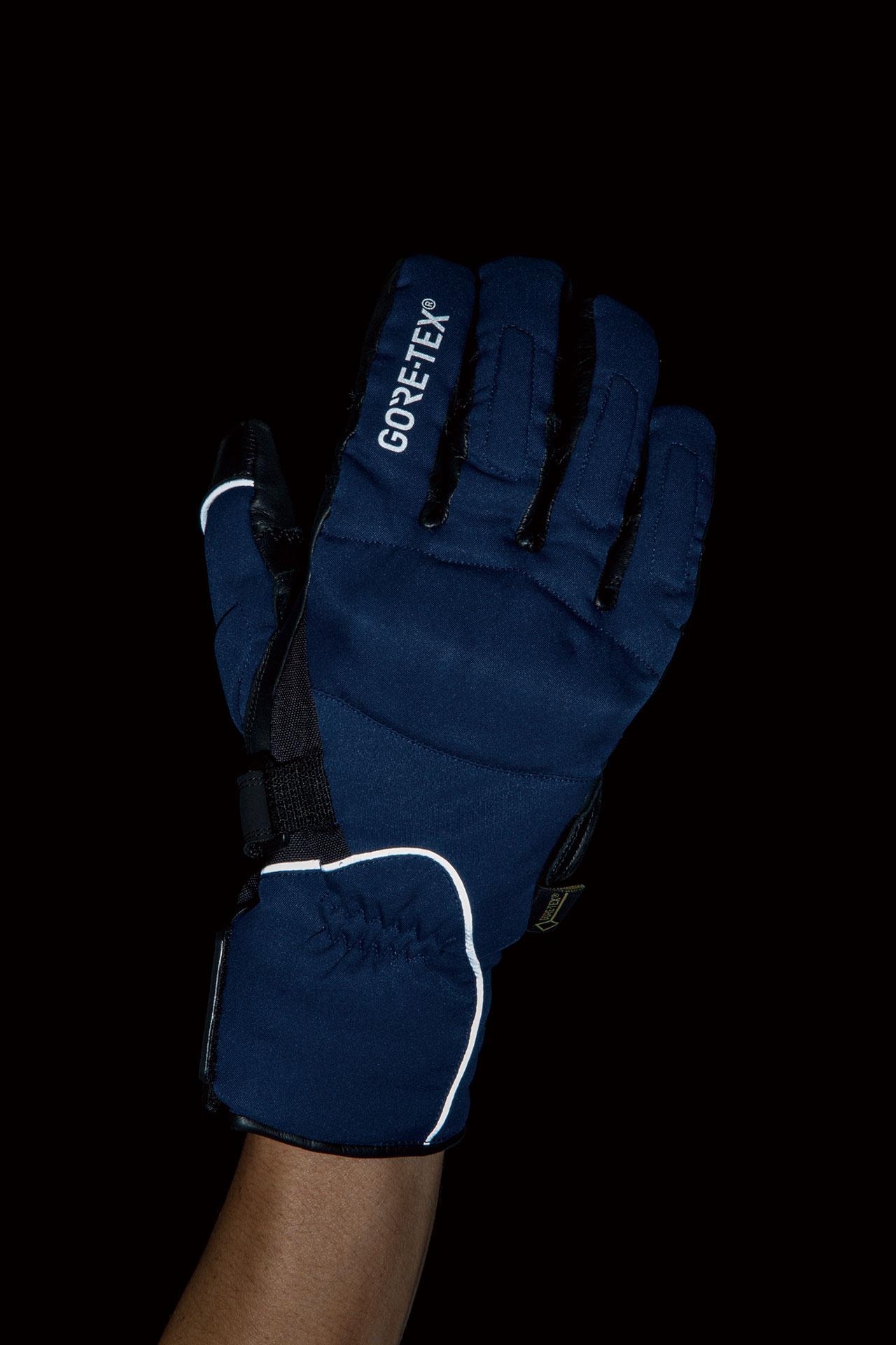 【HONDA RIDING GEAR】GORE-TEX防護手套 - 「Webike-摩托百貨」