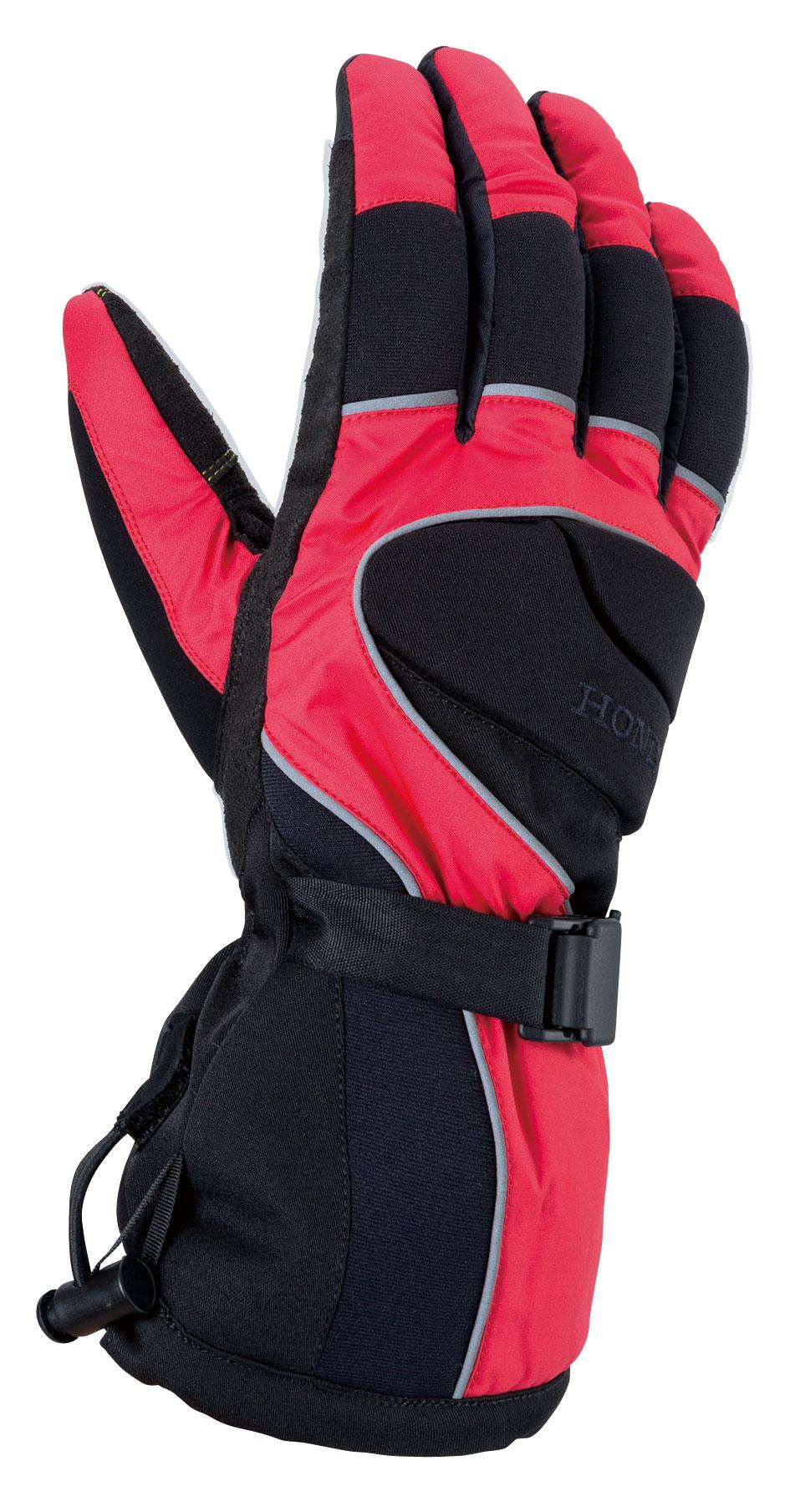 【HONDA RIDING GEAR】冬季旅行手套 - 「Webike-摩托百貨」
