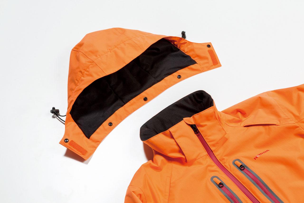 【HONDA RIDING GEAR】全天候騎士連帽外套 - 「Webike-摩托百貨」